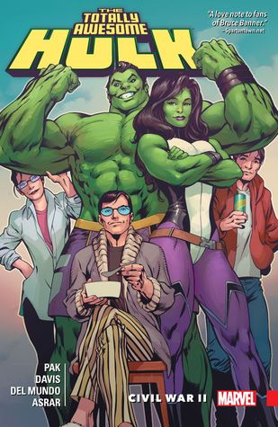 Totally Awesome Hulk Vol 2