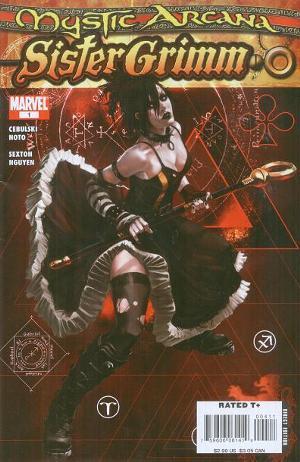 Mistic Arcana Sister Grimm