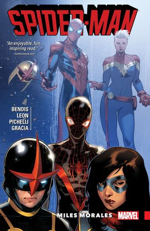 Spider Man Miles Morales Vol 2