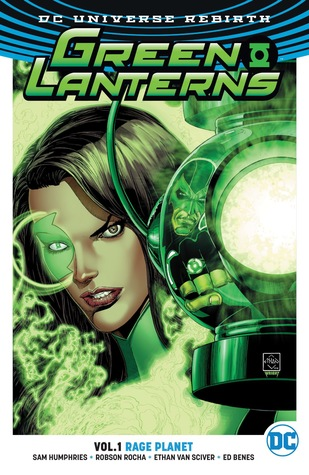 Green Lanterns Vol 1
