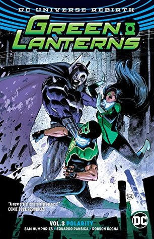 Green Lanterns Vol 3
