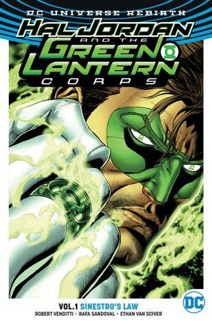 Hal Jordan Vol 1