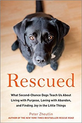 Rescued: What Second-Chance Dogs Teach Us about living with Purpose, Loving with Abandon, and Finding Joy in the Little Things by Peter Zheutlin
