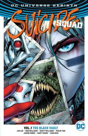 Suicide Squad Vol 1 Rebirth