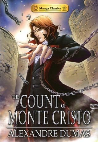 Manga Classics Count of Monte Cristo