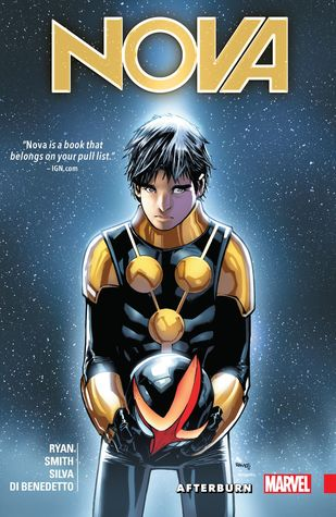 Nova: The Human Rocket, Volume 2: Afterburn