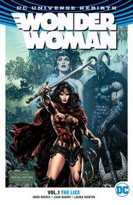Wonder Woman Vol 1