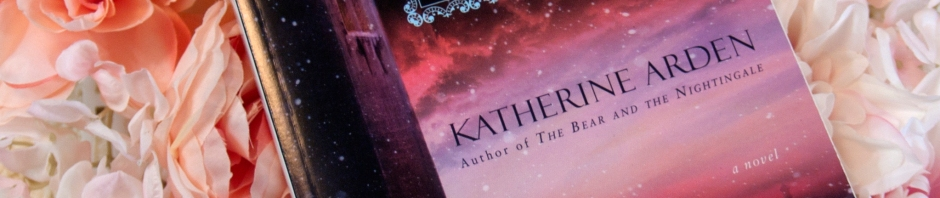 The Girl in the Tower (The Winternight Trilogy #2) by Katherine Arden