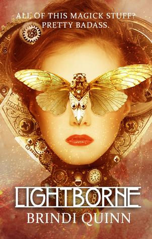 Lightborne (The Bexley Chronicles #1) by Brini Quinn