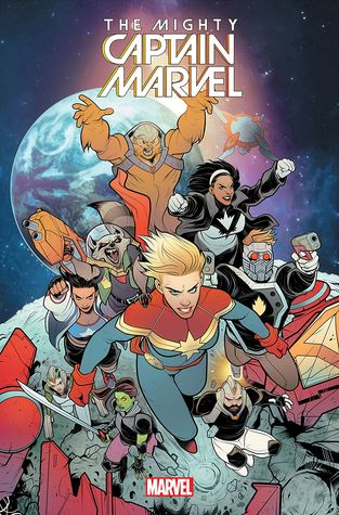 Mighty Captain Marvel Vol 2