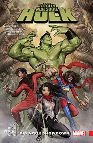 Totally Awesome Hulk Vol 3