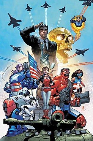 US Avengers vol 1