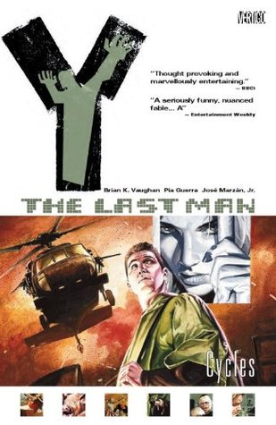 Throwback Thursday: Y: The Last Man, Vol. 2: Cycles