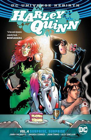 Harley Quinn Vol 4