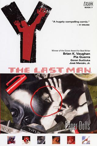 Y the Last Man Vol 7
