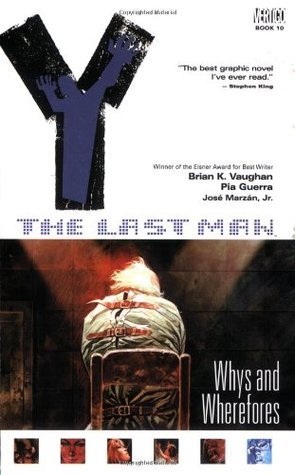 Y the last man vol 10