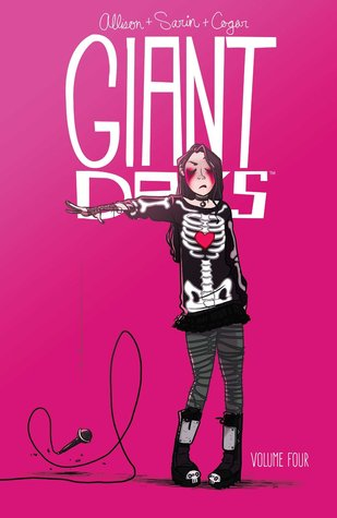 Giant Days Vol 4