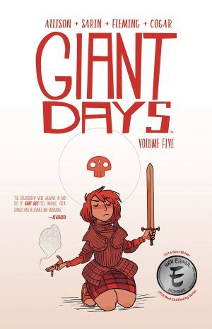 Giant Days Vol 5