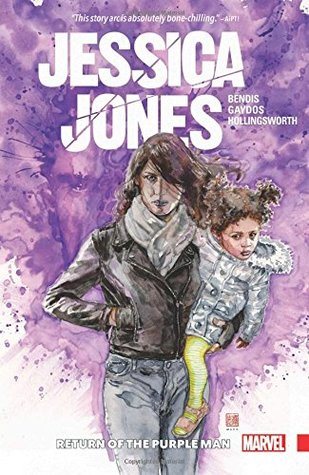 Jessica Jones Vol. 3: Return of the Purple Man