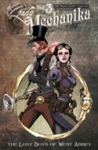 Lady Mechanika Vol. 3