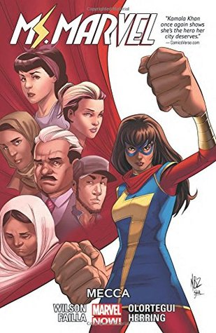 Ms Marvel Vol 8