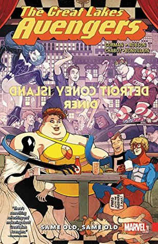 Great Lakes Avengers