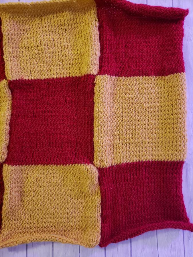 Gryffindor Blanket