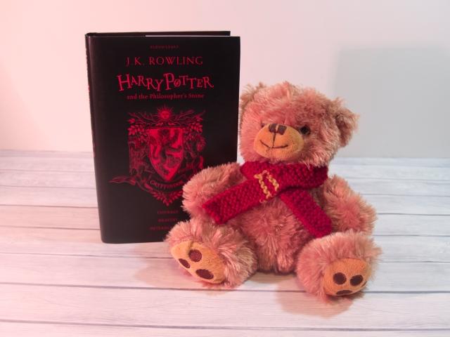 Gryffindor Teddy