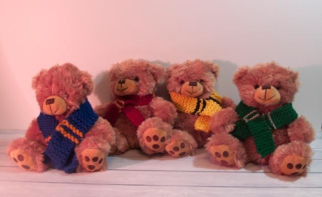 Hogwarts Teddys
