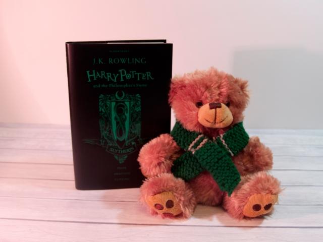 Slytherin Teddy