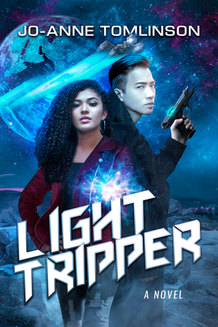 Light Tripper by Jo-Anne Tomlinson