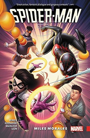 Spider-Man Miles Morales Vol 3