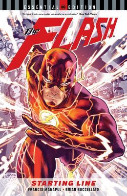 The Flash Starting Line