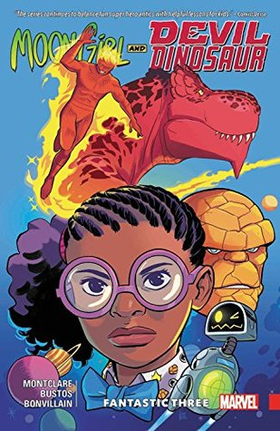 Moon Girl and the Devil Dinosaur Vol 5