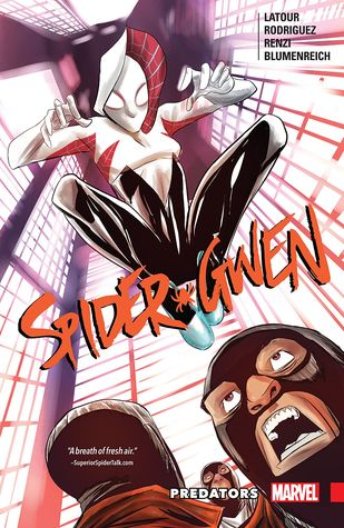 SpiderGwen Vol 4