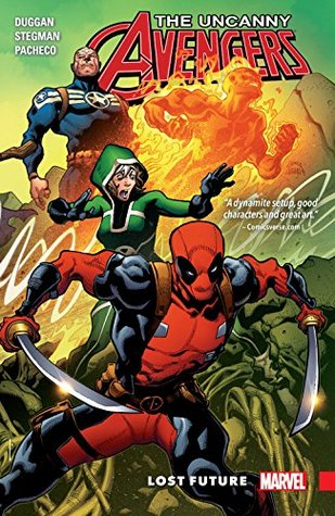 Uncanny Avengers Unity Vol 1