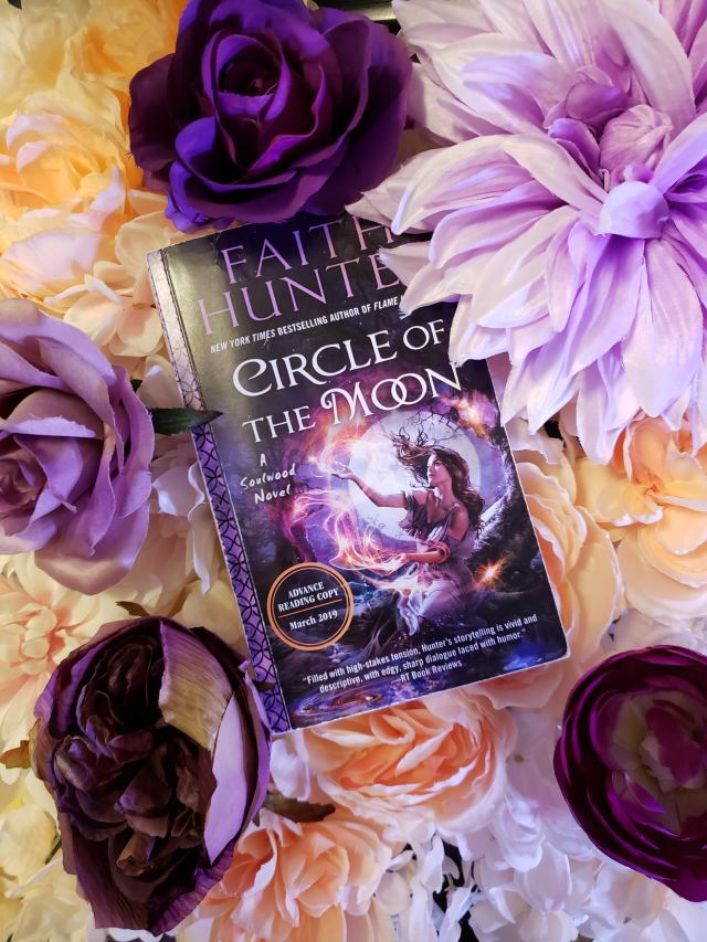 Circle of the Moon Bookstagram