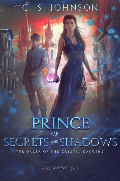 2 Prince of Secrets and Shadows cover