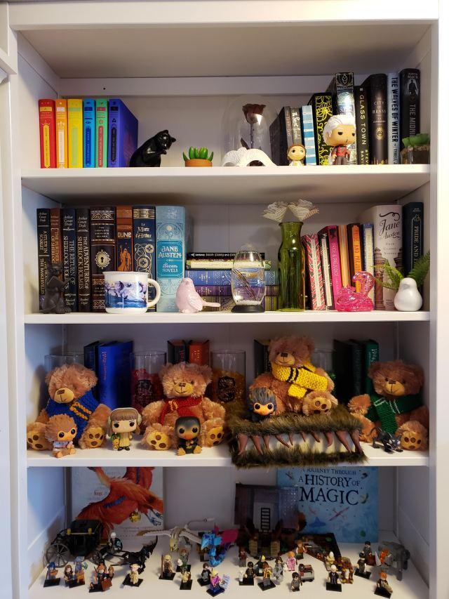 My 'Display' Bookshelf
