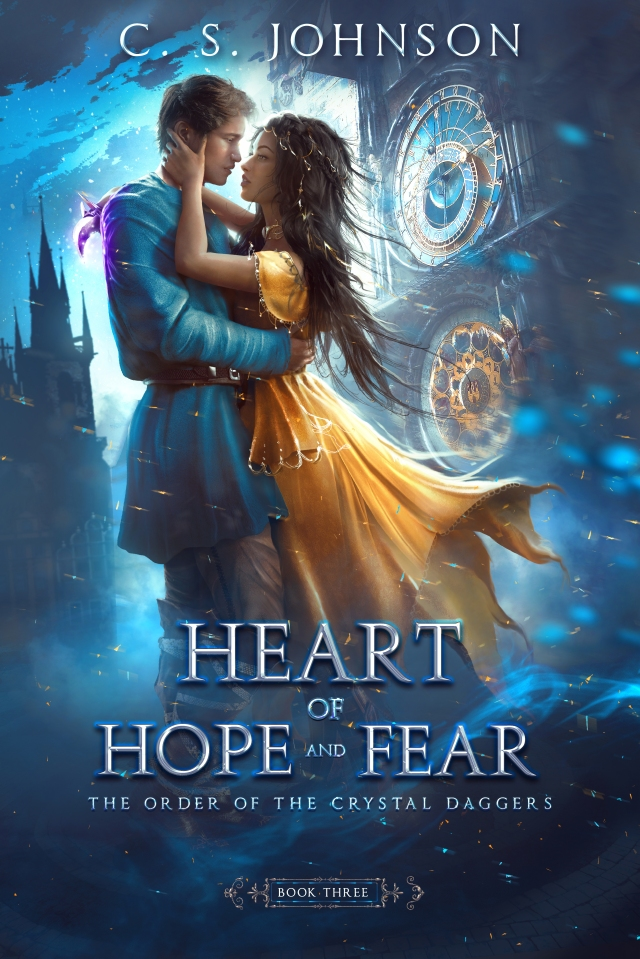 3 Heart of Hope and Fear cover reveal