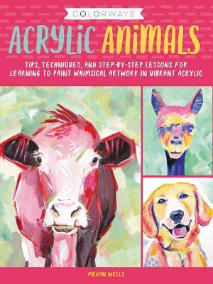 Colorways Acrylic Animals