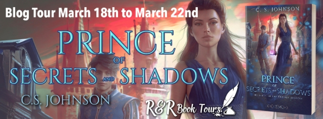 Blog Tour: Prince of Secrets and Shadows