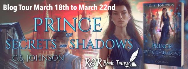 Blog Tour: Prince of Secrets and Shadows