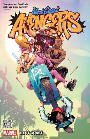 West Coast Avengers Vol 1