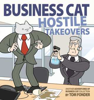 Business Cat Hostile Takeover