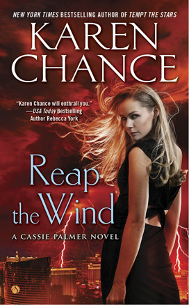 Reap the Wind (Cassandra Palmer #7) by Karen Chance