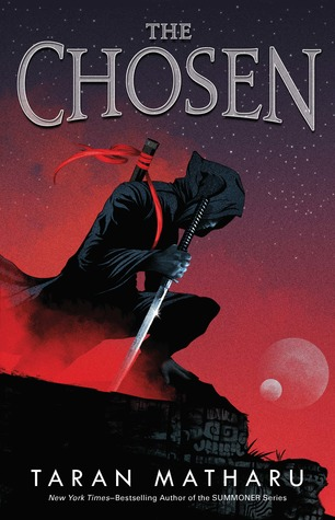 The Chosen (Contender #1) by Taran Mathara