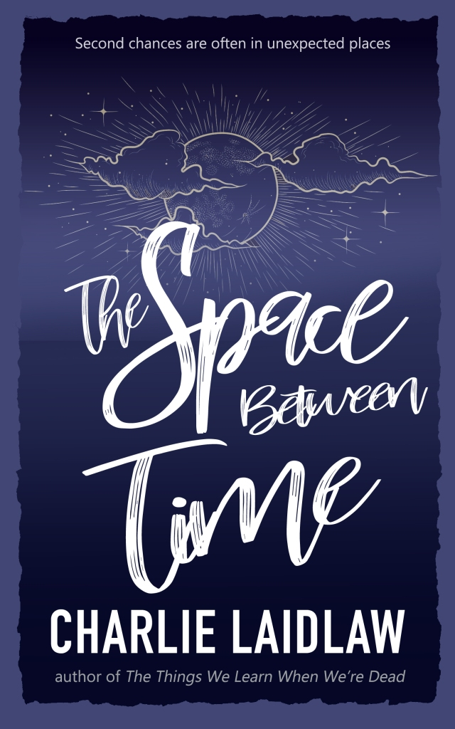 The Space Between Time Book Cover