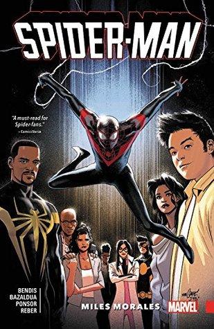 Spider-Man Miles Morales Vol 4