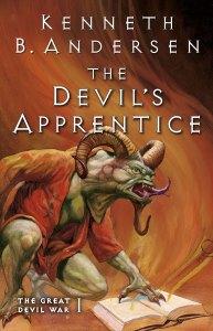 The Devil's Apprentice (Den Store Djaevlekrig #1) by Kenneth B. Anderson